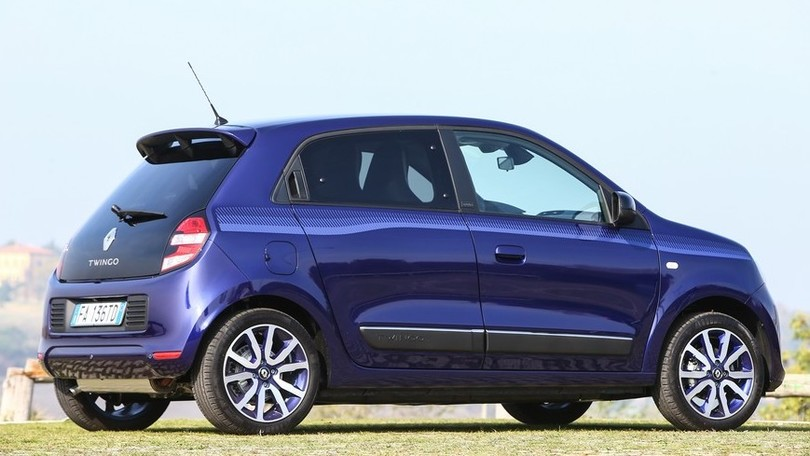 Renault Twingo Lovely, piccola dal cuore grande