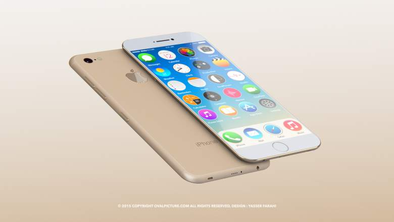 Specifiche tecniche Apple iPhone 7 addio pulsante home, nuovi rumors 7 novembre 2015