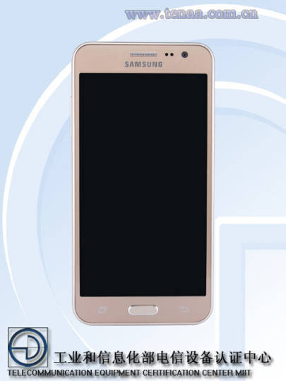 Specifiche tecniche Galaxy J3 rivelate da Tenaa, S410 e ram di 1.5GB