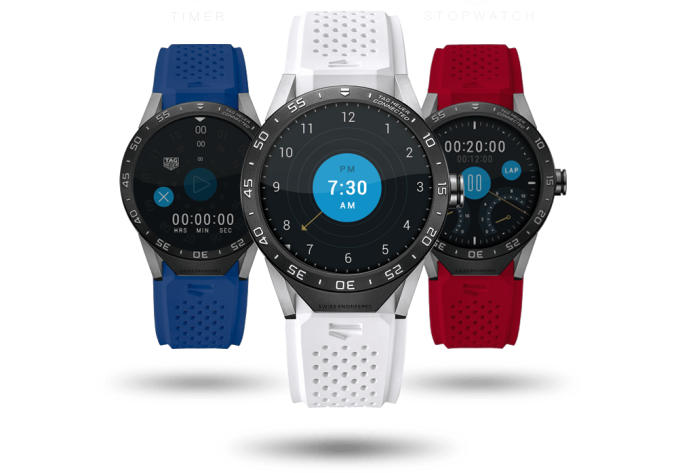 TAG Heuer Connected primo smartwatch Android di lusso con CPU Intel