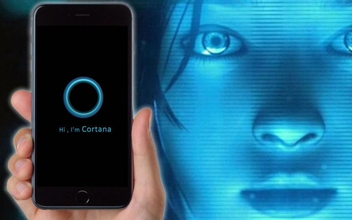 Android, Cortana, iOS e Microsoft