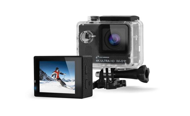 Action Cam Techmade, idea regalo.