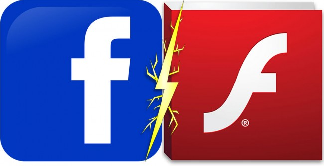 Facebook sostituisce a Flash Player il nuovo HTML 5.