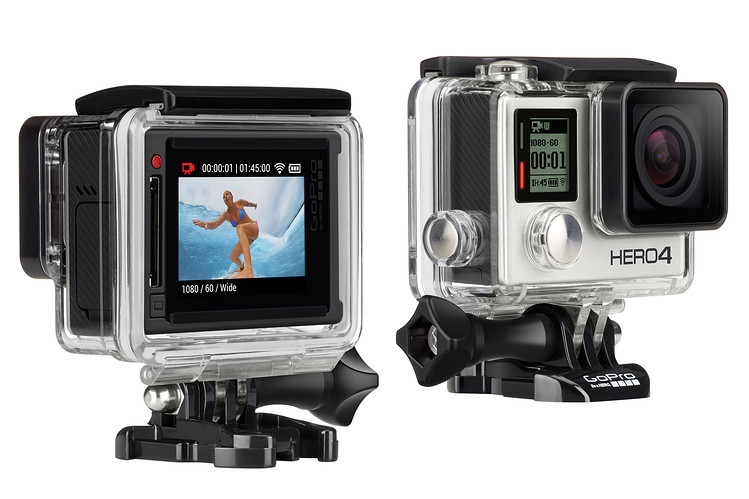 Amazon propone GoPro Hero in offerta a prezzo scontato.